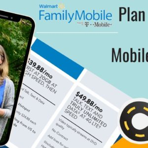 Walmart Family Mobile on T-Mobile - Unlimited & Truly Unlimited Changes: 30GB Hotspot Use