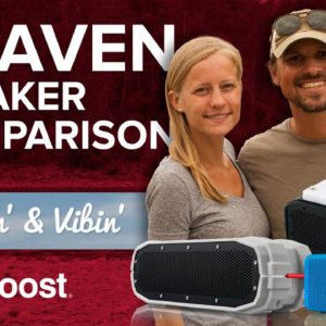 Braven BRV X, BRV Pro & 705 Bluetooth Speaker Comparison | weBoost
