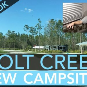 Colt Creek State Park, Florida - Campground First Look