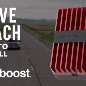 Drive Reach – Installation in 5 Easy Steps | weBoost