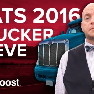 GATS 2016 - Trucker Steve at weBoost