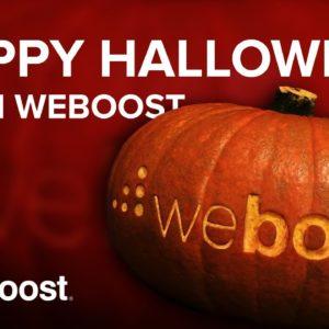 Happy Halloween from weBoost