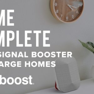 Home Complete – Cell Signal Booster for Up to 7,500 sq. ft.  weBoost