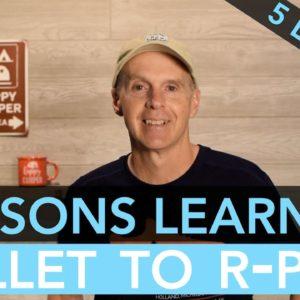 Keystone Bullet vs R-Pod - Long Trip Lessons Learned