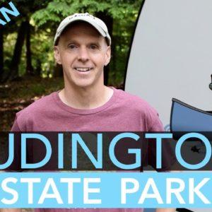 Ludington State Park, Michigan - Campground Review