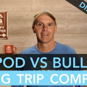 R-Pod 179 vs Keystone Bullet 243BHS - Long Trip Comparison