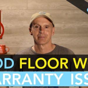 R-Pod Floor Warranty Woes
