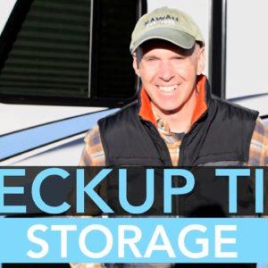 R-Pod RV Storage Checkup