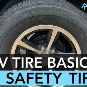 R-Pod RV Tire Basics & Safety Tips