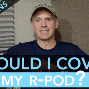 RV Covers: Pros & Cons