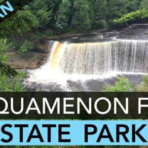 Tahquamenon Falls State Park, Michigan - Campground Review