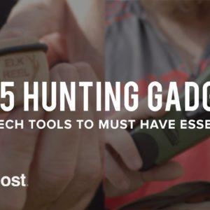 Top 5 Hunting Gadgets | weBoost