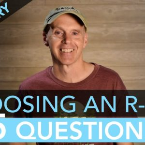 Top 5 Questions When Choosing an RV