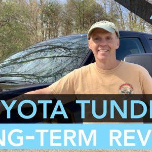 Toyota Tundra: Long-Term Review Towing R-Pod & Keystone Bullet