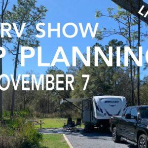 Trip Planning, Latest RV News, Q&A