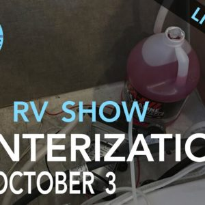 Winterization Basics, R-Pod 179 Model Changes, RV News