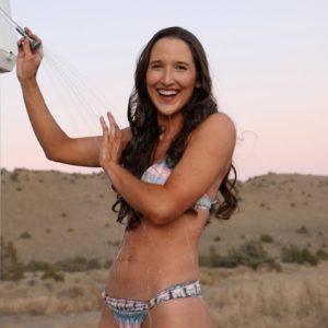How I Shower Living in a Van Truck Camper or DIY build - My 3 Favorite Ways