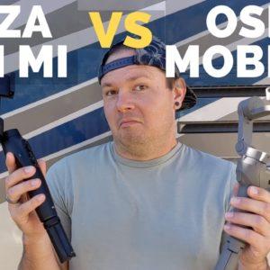 DJI Osmo Mobile 3 VS Moza Mini MI Review | Best Handheld Gimbal