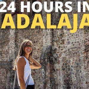 Surprise Lockdown = 24 Hours To Explore Guadalajara Mexico | COVID 19 Travel Vlog