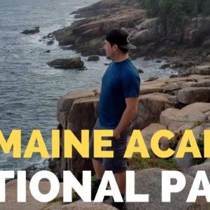 Exploring Bar Harbor & Acadia National Park, Maine / RV Lifestyle