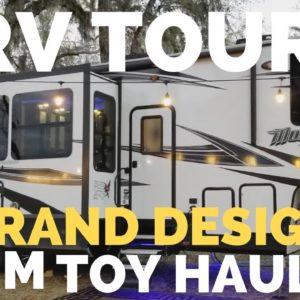 Grand Design Momentum 328M RV Tour | Full Time RV Living