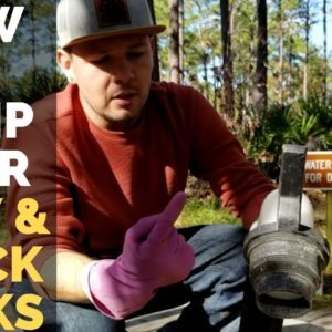 How to Dump the Black & Grey Tanks in an RV or Fifth Wheel