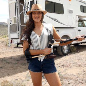 I'm a Gold Digger Living in a Truck Camper | Van Life Gold Prospecting Adventure