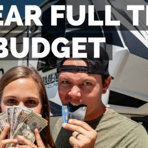 1 Year Costs of RV Living Full Time ?  Expenses, Budget & Planning   How To RV