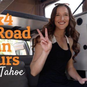 Off Road Camper Van Expo Lake Tahoe - 4x4 Van Life Tour