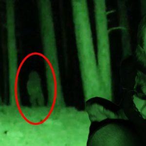 I Found Bigfoot! Sasquatch Encounter Evidence On My Van Life Truck Camping Adventure