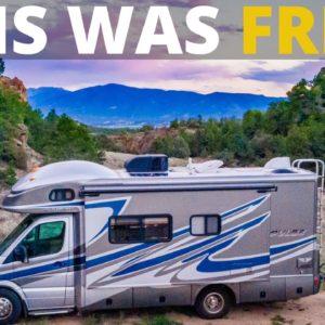 RV Camping in Colorado | Incredible Boondocking Near Salida & Buena Vista