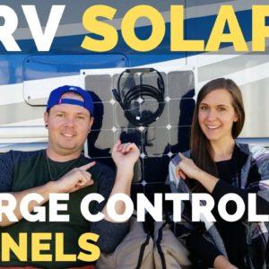 RV Solar Power | Choosing RV solar panels & solar charge controller