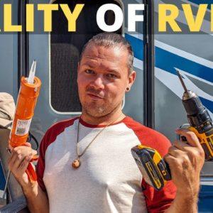 Stuff Breaks! Be Prepared for RV Repair & Upgrades | RV Living
