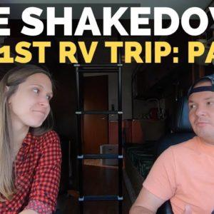 The Shakedown | Our 1st RV Trip to Cherokee NC & The Smokey Mountains