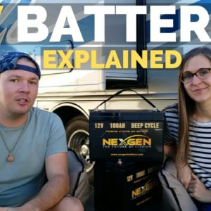 Which RV Battery is Best? Comparing RV Battery Bank Choices