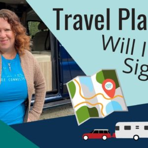 RV Travel Planning for Great Signal - Cellular, Wi-Fi, Mobile Internet Connectivity