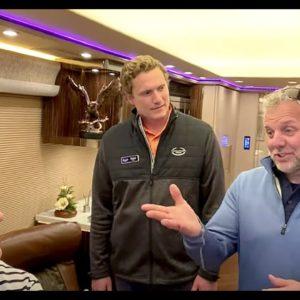 2021 Luxury RV Best Features (1327). Randy, Dawn and a Marathon Coach Ep.80