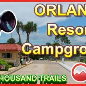 RV Camping near Disney | RV Camping in Orlando |   Florida RV Parks | Campground Near Disney World