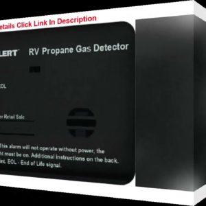 Most Creative Product Safe T Alert RV Trailer Camper Lp Gas Mini Lp Gas Detector Sm Black 20-441-P-