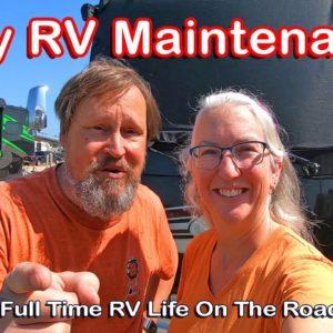 10 Easy RV Maintenance Tips