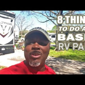 8 Things To Do at a Basic, No Frills RV Park