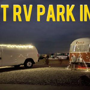 BEST RV PARK IN ARIZONA