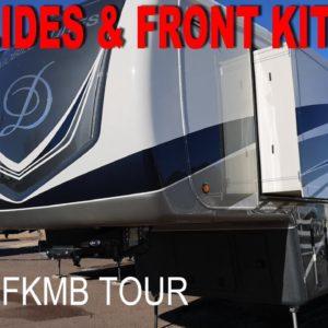 Front Kitchen 5th Wheel ? // DRV 41 FKMB Tour // Full Time RV