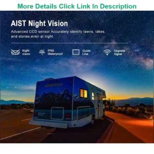 Product Deal ZEROXCLUB HD Digital Wireless Backup Camera for RV/Truck/Trailer/Van/Bus, 7 Inch HD 10