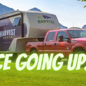 RV Parks Lobby for Liability Shield, EKKO Orders Canceled, Harvest Hosts Change  | RV & Camping News