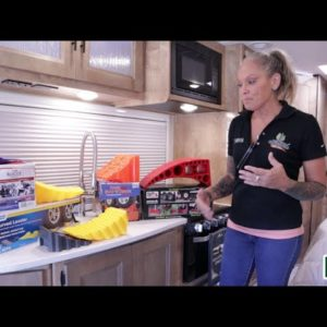 Best Products for stabilizing your RV or Travel Trailer here at The Great Outdoors RV