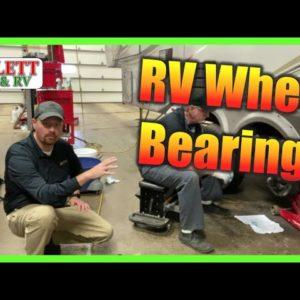 RV UPKEEP: Wheel Bearing Wash & Repacks