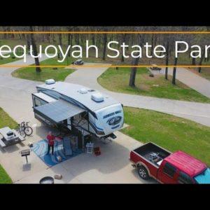 Sequoyah State Park | Oklahoma State Parks | Best RV Destinations