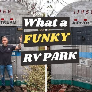 Who knew they made RV Parks like this!!!  Plus the new Buc-ees in Alabama - Traveling home to LA