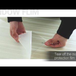 Rabbitgoo Window Film Installation